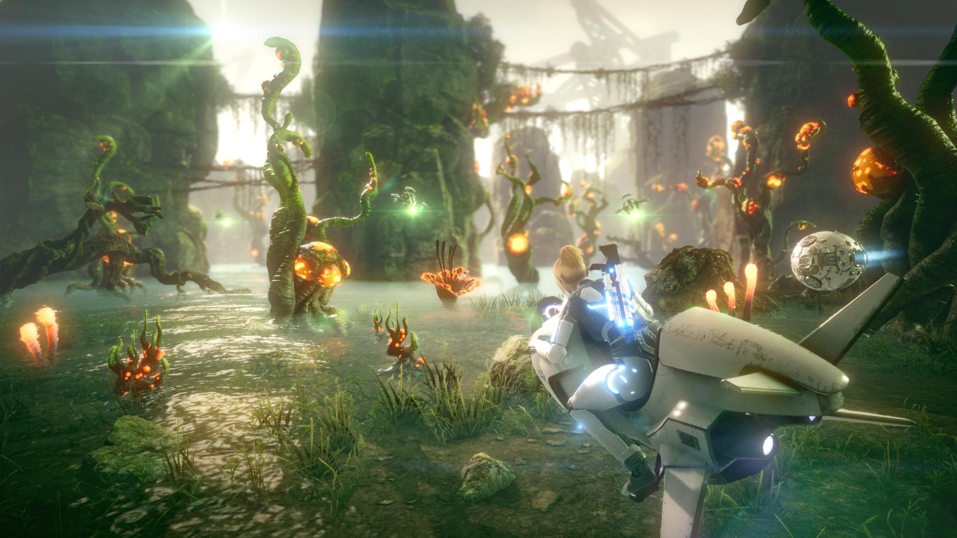Игроки не слишком довольны фантастической ролёвкой Everreach: Project Eden