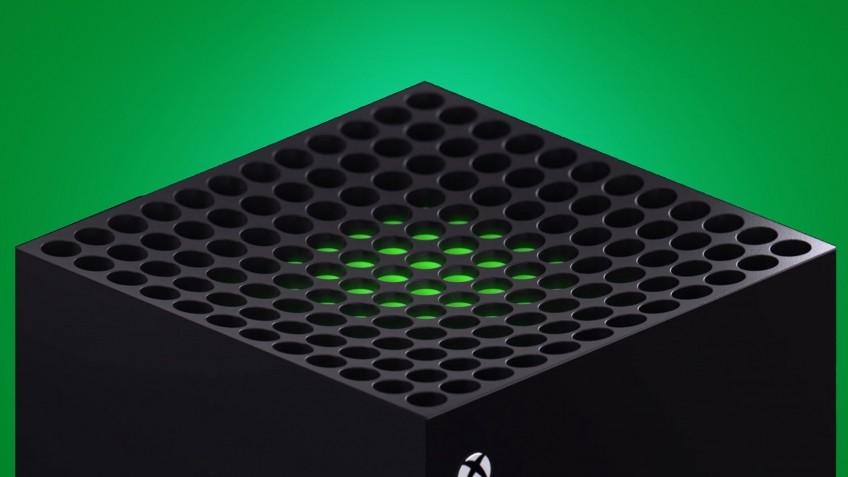 AMD показала поддельную модель Xbox Series X на CES 2020