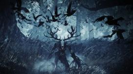 27 июля Древний леший из «Ведьмака» вернётся в Monster Hunter: World