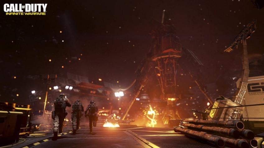 По слухам, события Call of Duty: Infinite Warfare происходят во вселенной Modern Warfare