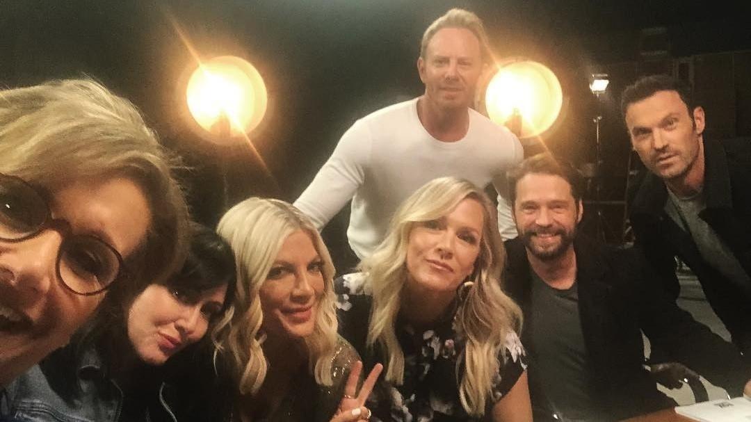 «Беверли-Хиллз, 90210»: Fox показала возвращение актёров сериала