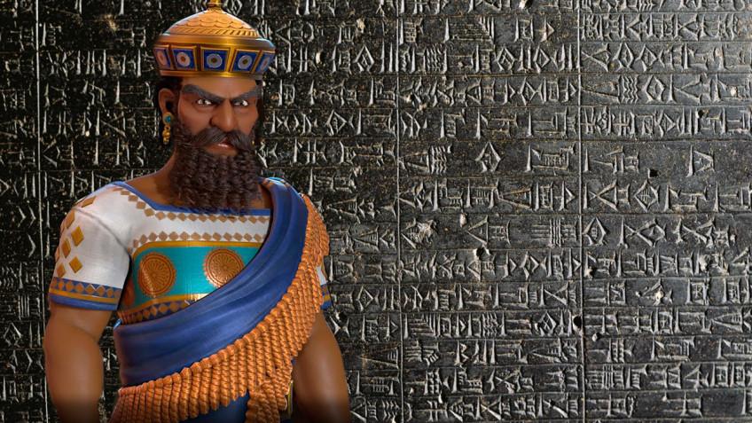 Хаммурапи возглавит Вавилон в Civilization VI