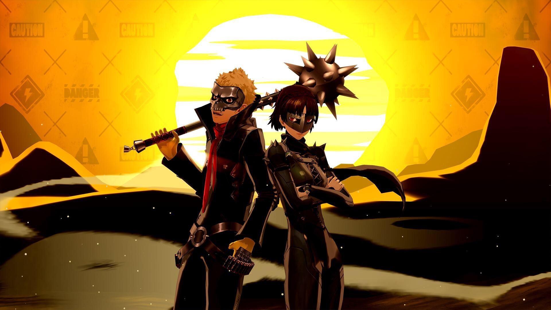 Новый трейлер Persona5 The Royal посвящён Макото Ниидзиме