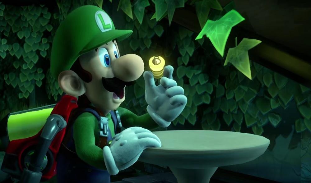 Nintendo рассказала о Luigi's Mansion3 в подробностях