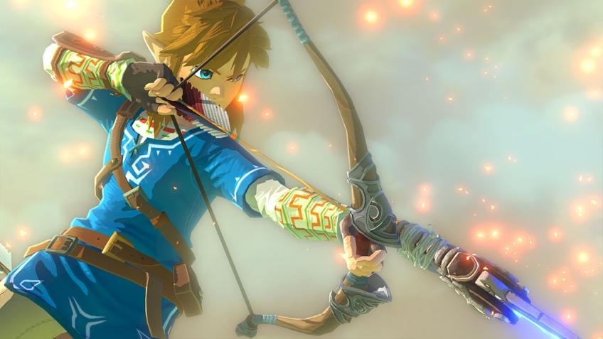 Энтузиаст сделал глиняную фигурку Линка из The Legend Of Zelda