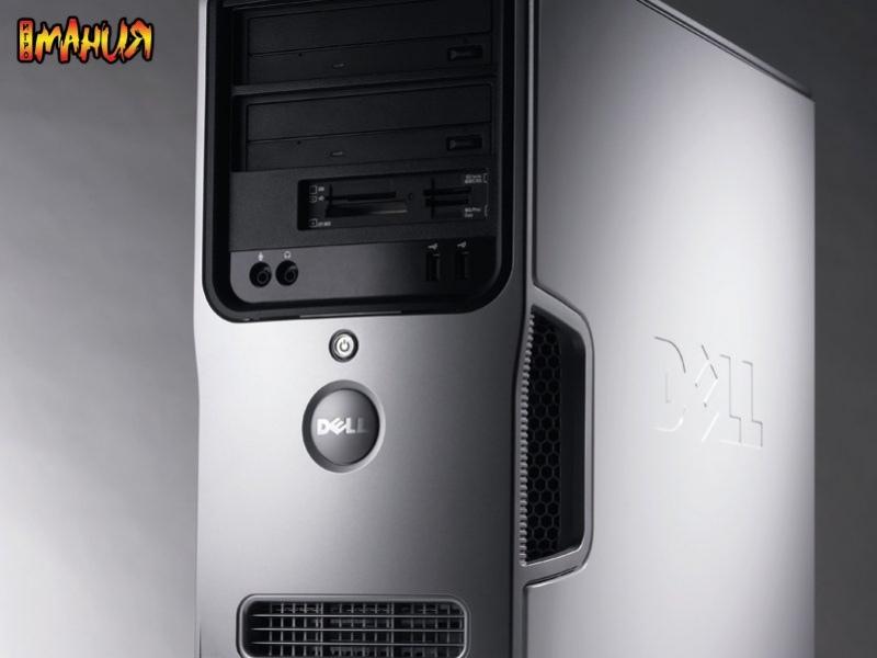 Компьютеры Dell снова с Windows XP