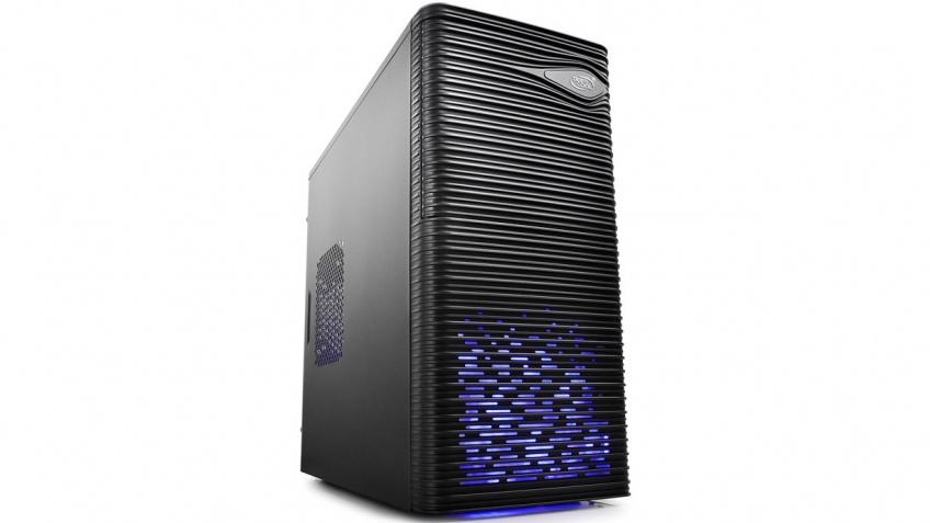 Корпус Deepcool Wave выполнен в формфакторе Mini-Tower