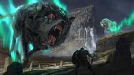 Поклонник God of War нарисовал концепт-арты к сиквелу игры