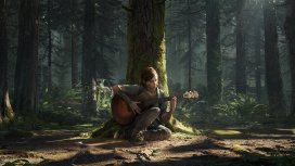 Поклонники The Last of Us: Part II откопали неиспользованный диалог о татуировке Элли