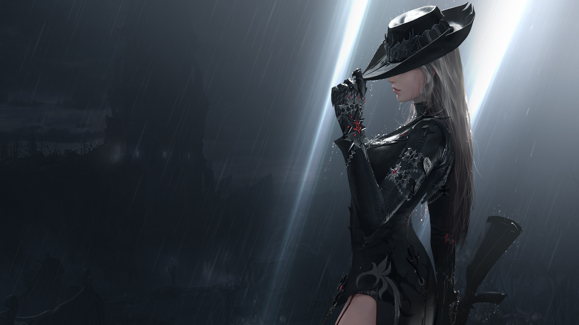 В Lost Ark добавили19 класс — Охотницу на демонов