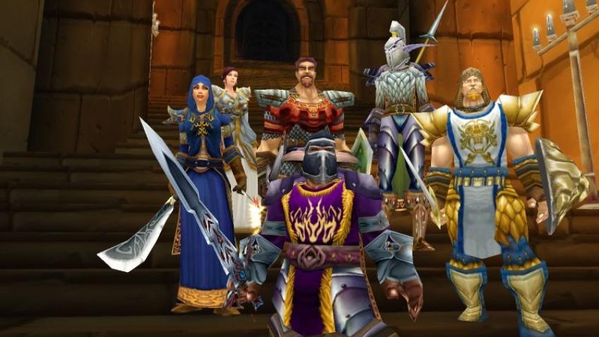 В World of Warcraft заменили кровь на масло