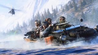 ЕА показала игровой процесса королевской битвы Battlefield V