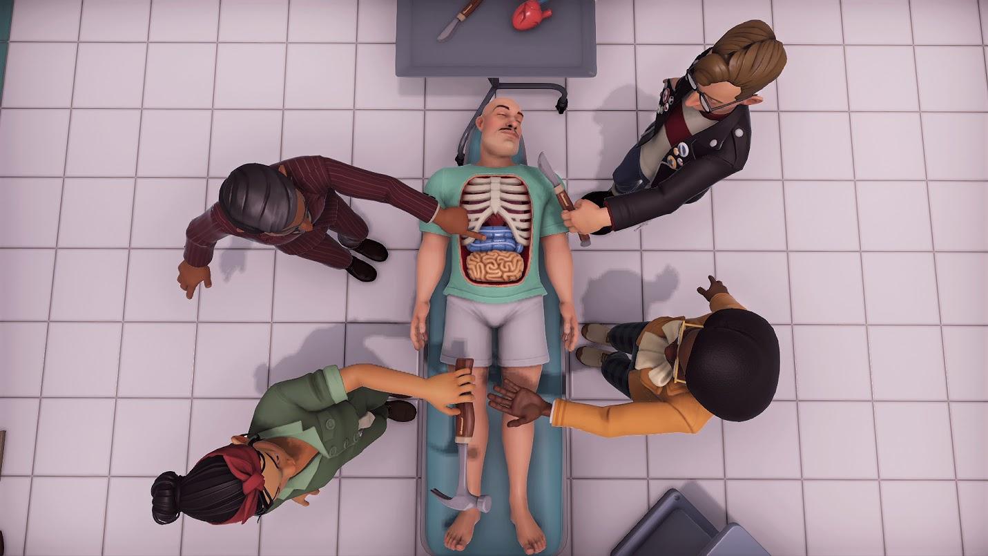 Surgeon Simulator2 выходит в Steam с кроссплатформой