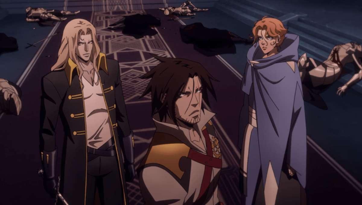 СМИ: сценарист адаптации Castlevania покинет проект после4 сезона