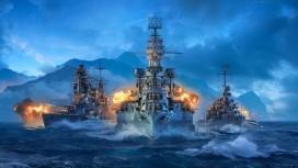Консольную World of Warships: Legends представили на gamescom 2018