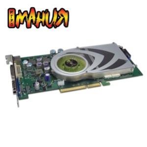 Анонс 7800 GS AGP