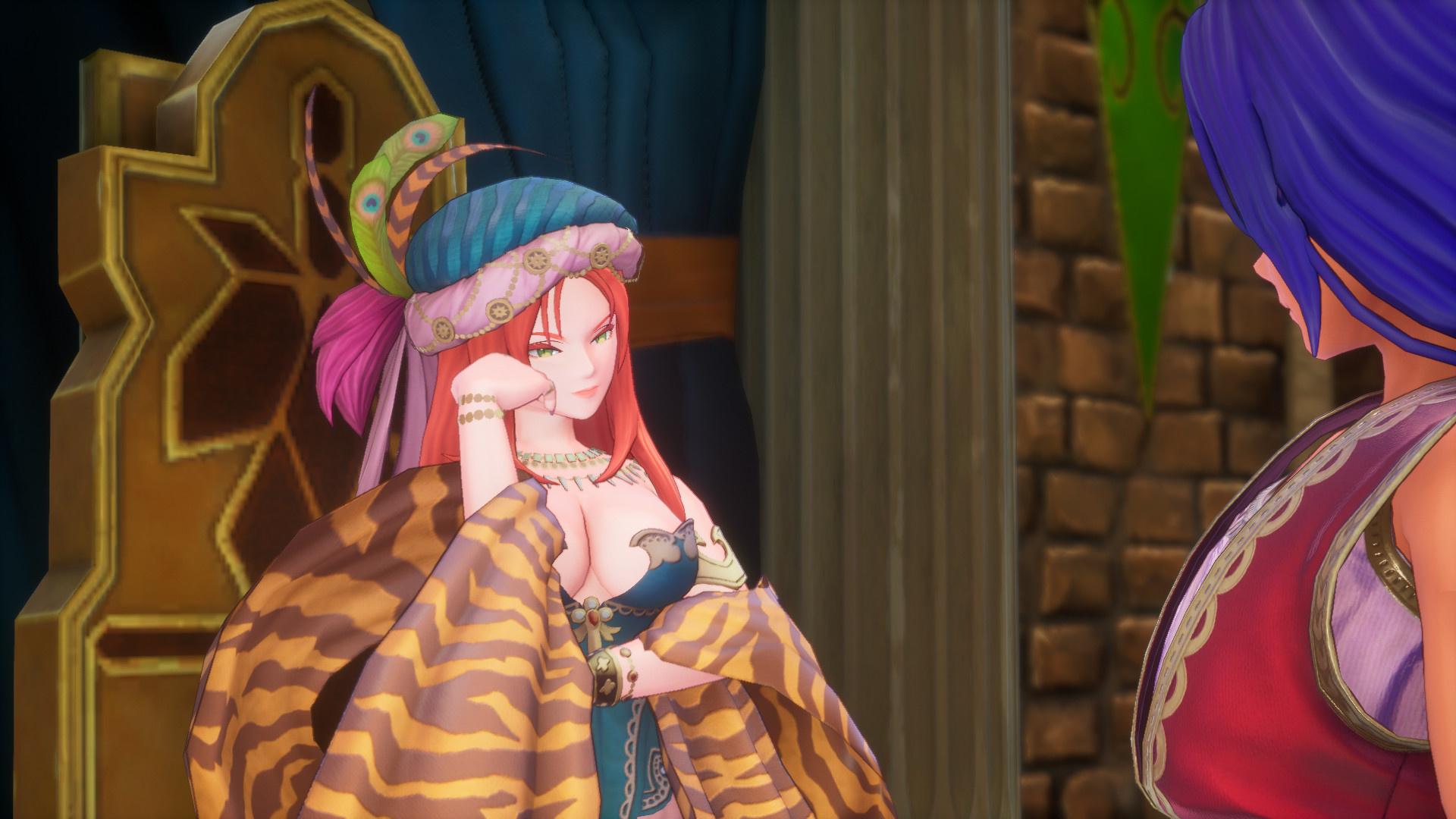 Square Enix убрала антипиратскую защиту Denuvo из ремейка Trials of Mana