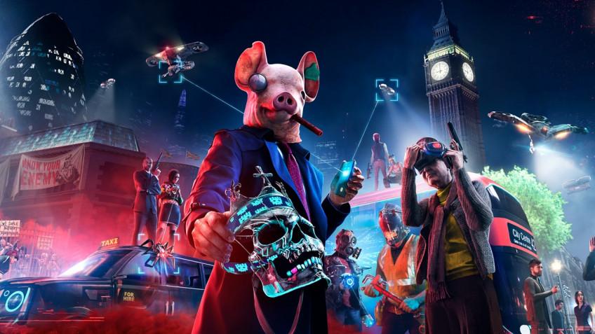 Digital Foundry сравнили версии Watch Dogs: Legion для PS5 и Xbox Series X|S