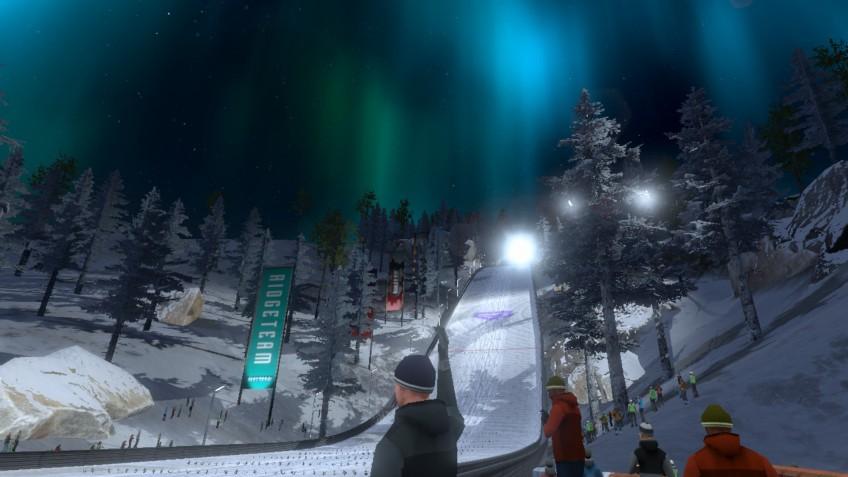 Kalypso Media анонсировала симулятор Ski Jumping Pro VR