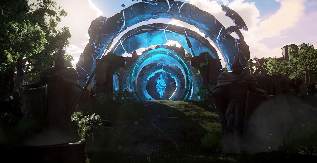 Авторы Ashes of Creation показали полтора часа игрового процесса