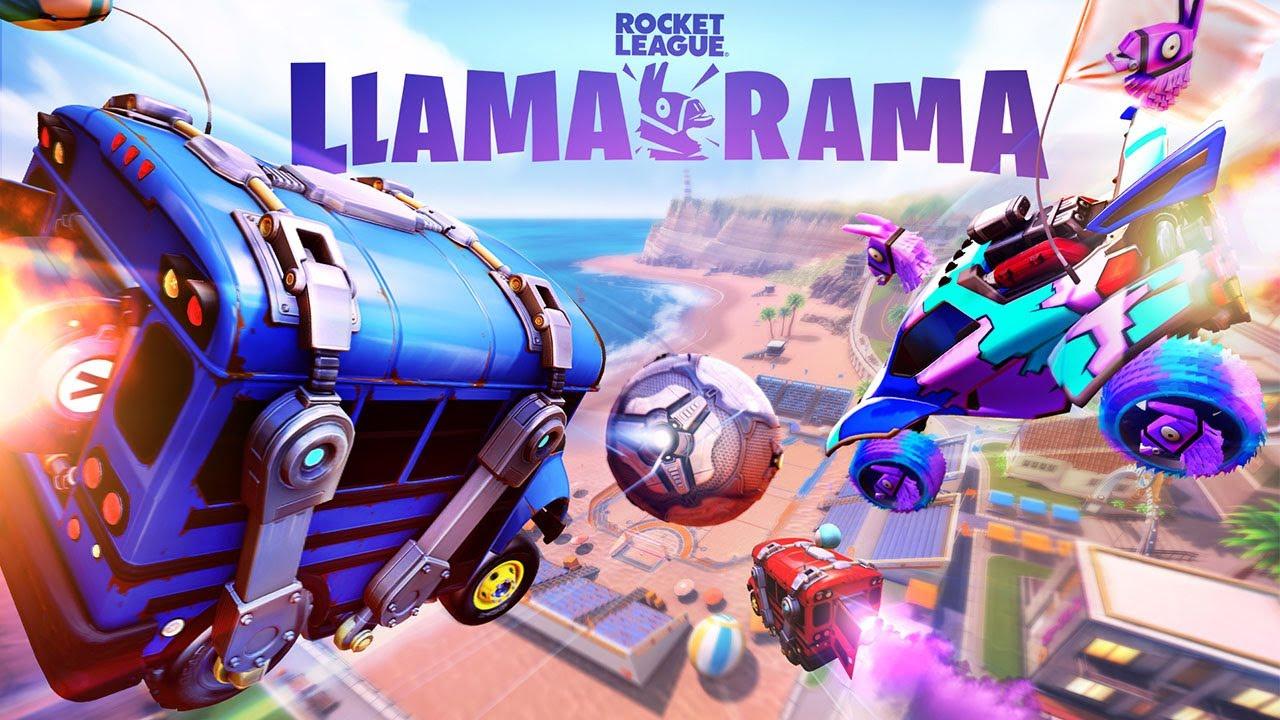 Новое событие в Rocket League по Fortnite стартует27 сентября