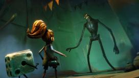 Мрачное приключение Lost in Random получило сюжетный трейлер