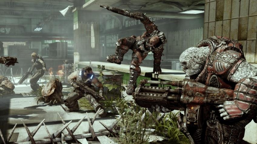 Финальная версия Gears of War3 уже на торрентах