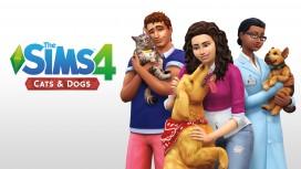 В The Sims4 появятся котики и песики: ЕА анонсировала дополнение Cats & Dogs