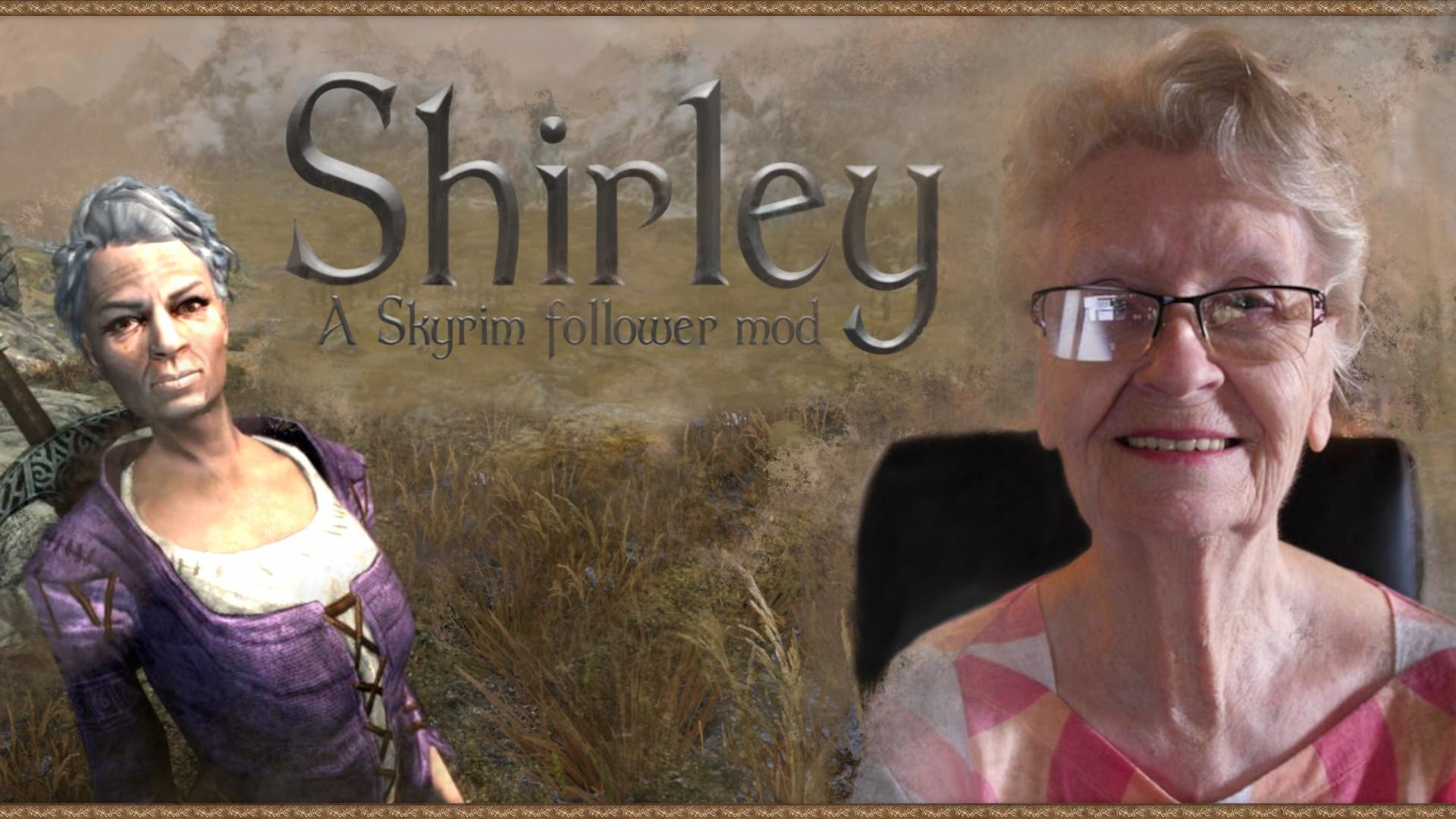 «Скайрим-бабушка» озвучила посвящённый ей мод для Skyrim