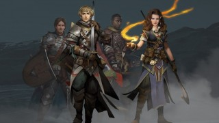 Пора делать королей: состоялся релиз Pathfinder: Kingmaker