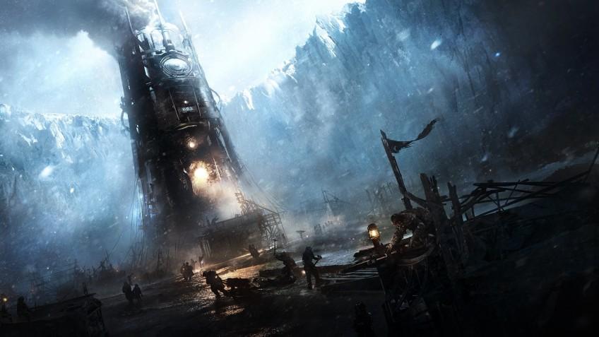 Frostpunk, Pathfinder: Kingmaker и другие в февральской подборке Humble Choice