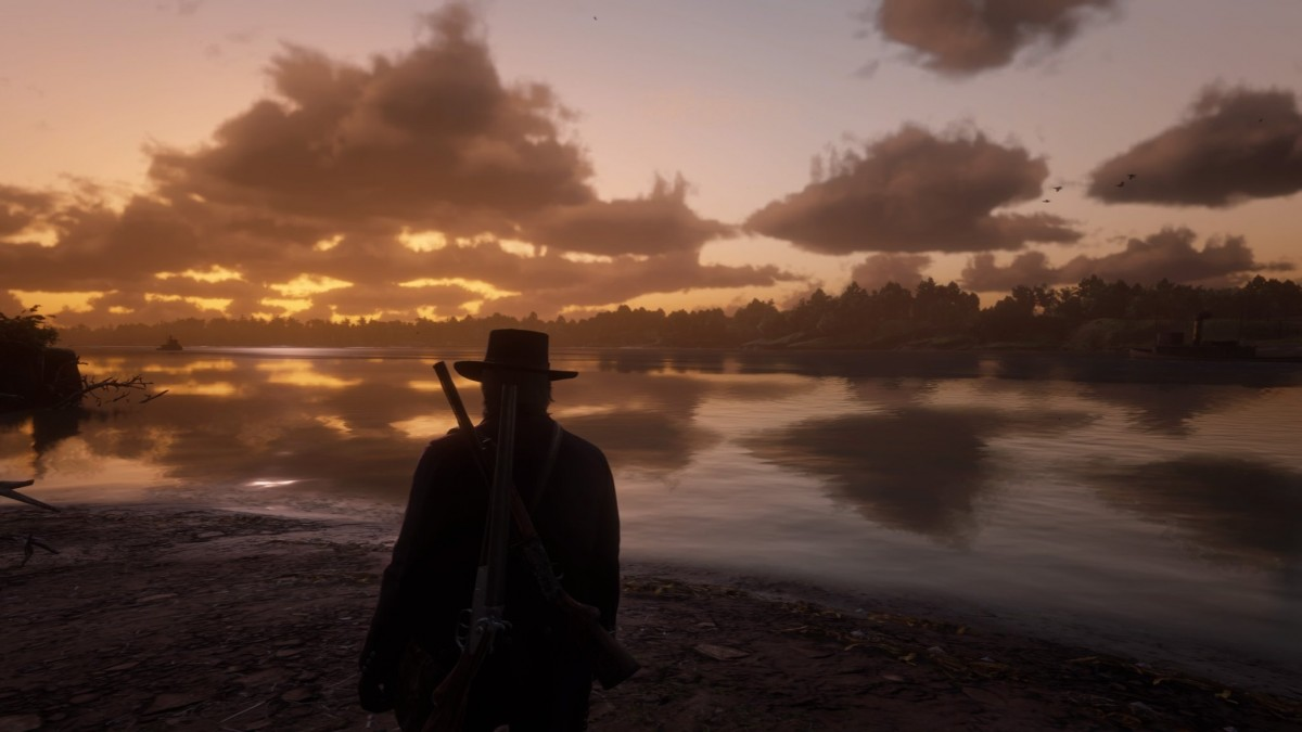 Red Dead Redemption2 стала самым высокооценённым релизом PS4 и Xbox One