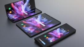Так может выглядеть будущий складной смартфон Samsung