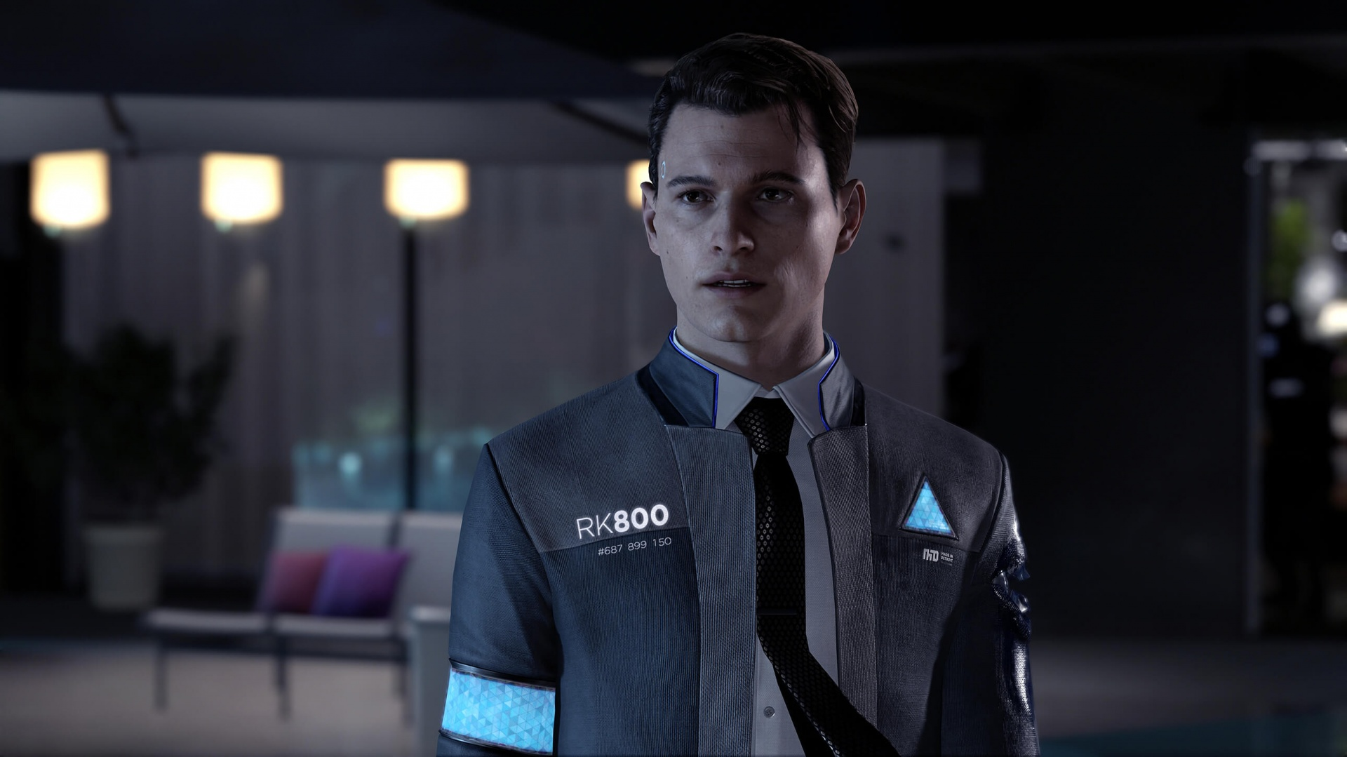 Демоверсия Detroit: Become Human для PC скоро вернётся в EGS
