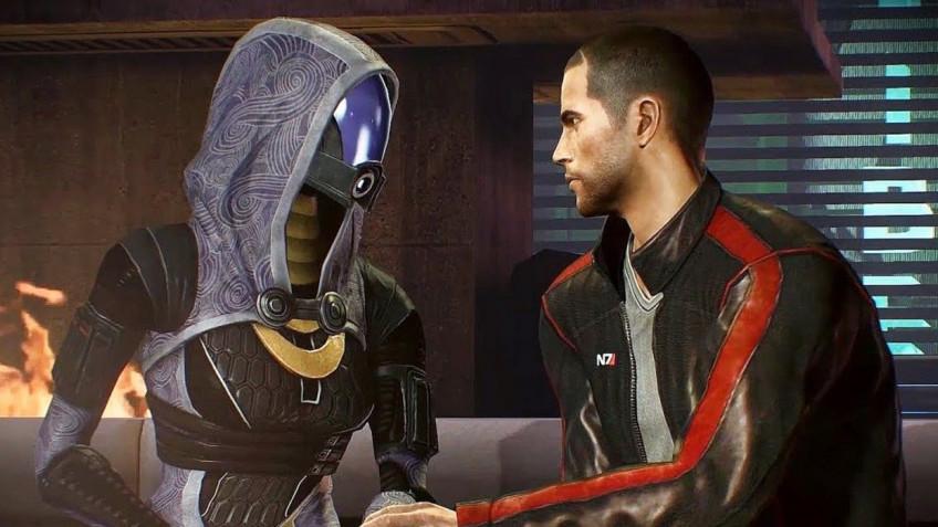 В Mass Effect3 Legendary Edition скорректировали лицо Тали без маски