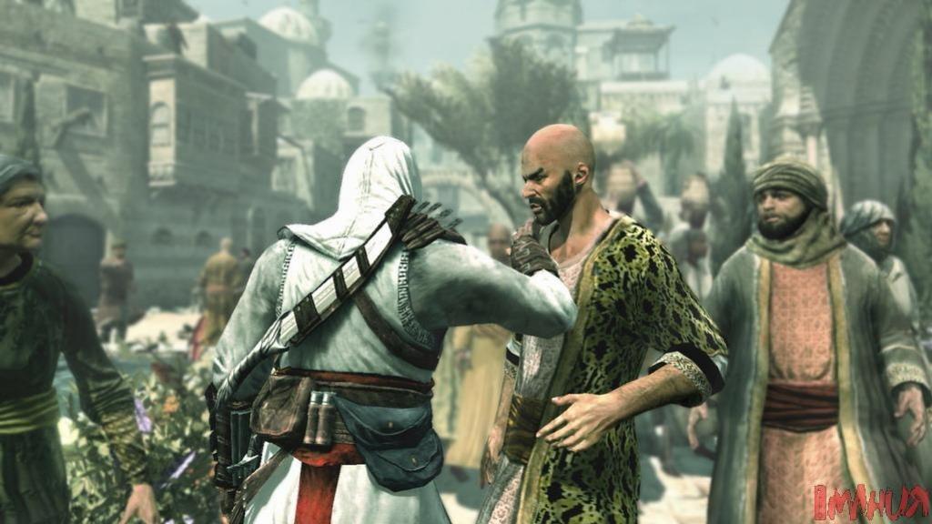Скачать Assassins Creed 3 торрент бесплатно