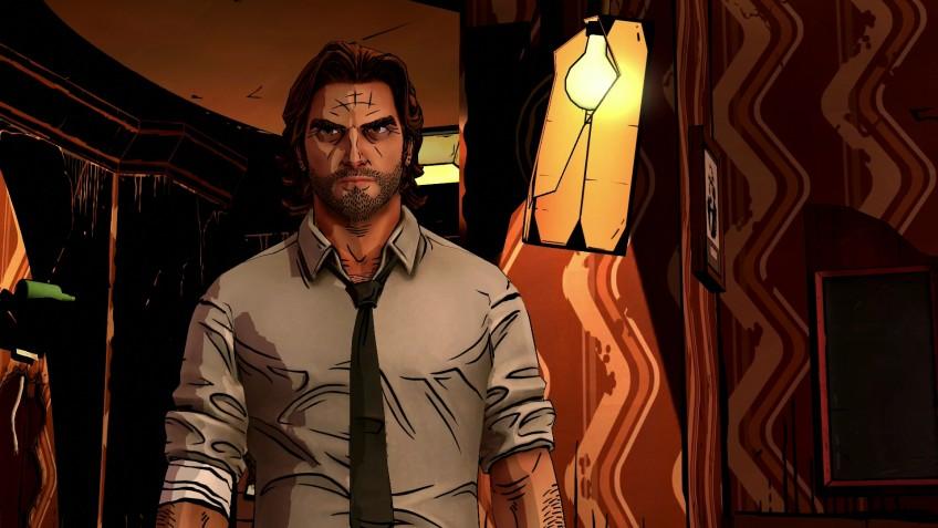 С возвращением, Telltale! В Steam на скидках The Wolf Among Us, «Бэтмен» и другие игры студии