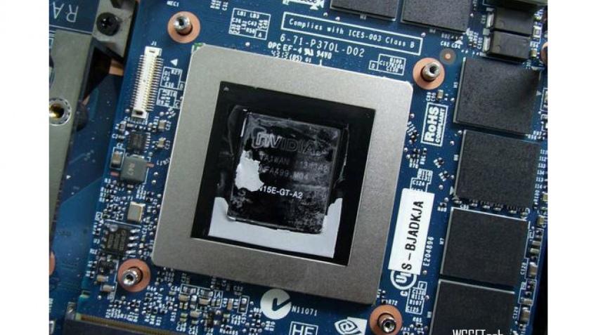 GeForce GTX 870M может получить 6 ГБ памяти