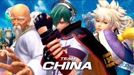 Один из персонажей King of Fighters14 может уснуть прямо во время драки