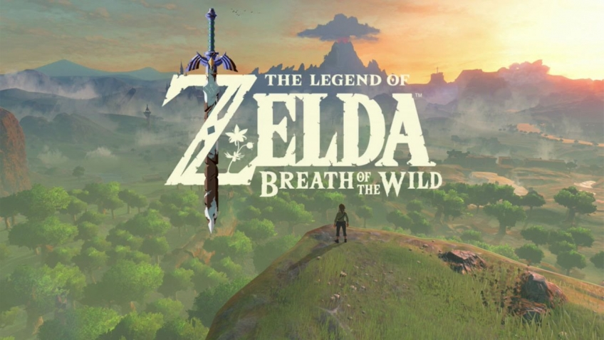 В сети появились новые кадры из The Legend of Zelda: Breath of the Wild
