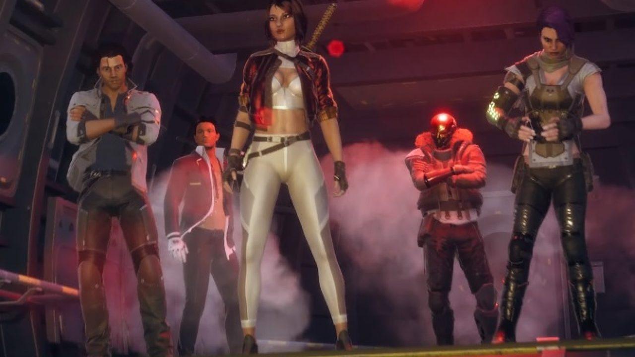Hi-Rez Studios представила игровой процесс ММО-шутера Rogue Company