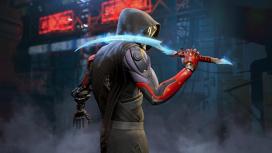 В Ghostrunner на PC появился режим повышенной сложности