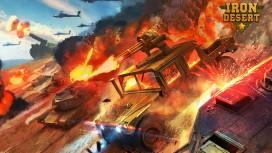 Iron Desert от создателей Jungle Heat выпустили на iOS и Android