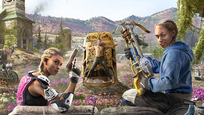 Утечка: новая Far Cry получила подзаголовок New Dawn