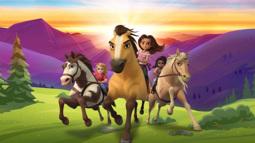 Spirit Lucky's Big Adventure выходит25 июня