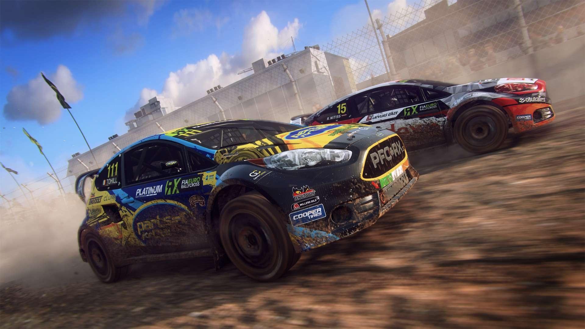 Humble в течение72 часов раздаёт DiRT Rally для Steam