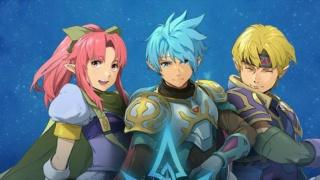 Square Enix показала вступительный ролик ремейка Star Ocean