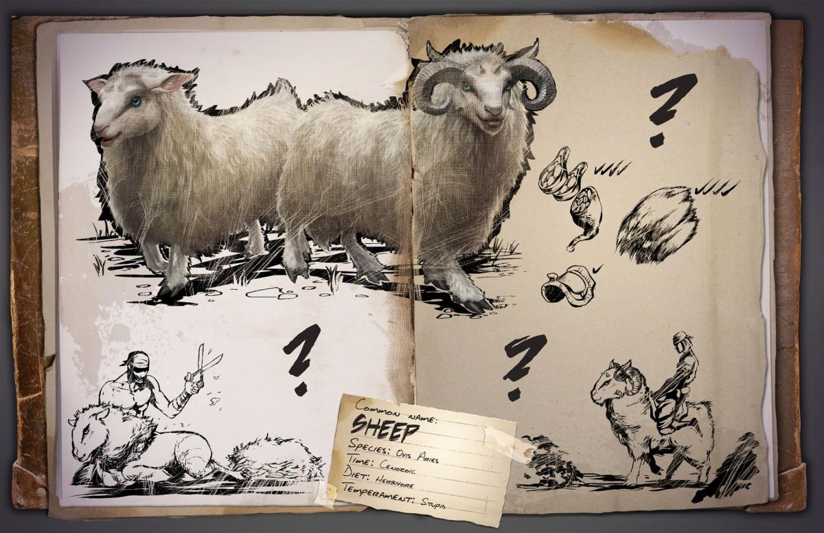 Создатели ARK: Survival Evolved покупают голоса за баранов