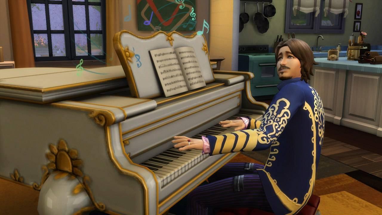 Игроки The Sims4 выбрали стиль будущего каталога «Творчество и поделки»