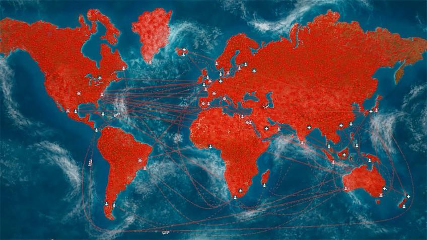 Авторы Plague Inc.: у нас не точная демонстрация распространения эпидемии